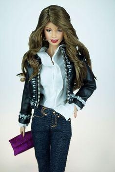 CHIARA NASTI Barbie doll                                                                                                                                                     More