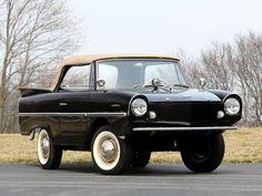 1961 Amphicar 770 Convertible