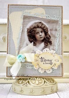 Holiday GREETINGS and more... ~ Cupcake's Creations    Wendy Schultz ~ Christmas Cards & Tags.
