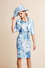 Ronald Joyce (Spring Summer - 991001 021 - Compton House of Fashion Mother Of Bride Outfits, Mother Of The Bride, Mob Dresses, Bride Dresses, Girls Dresses, Dress Outfits, Dress Up, Formal Wear Women, Special Occasion Outfits