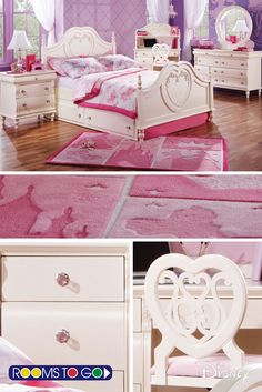 Crafted with a white finish, the bed offers intricate detailing. Extensive roses, ribbons and bows ornamentation, with a subtle brushed metallic effect, embellish the shaped headboard, footboard and rails.
