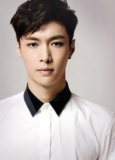 Lay <3 | Exo he looks like the younger hotter version of Donnie Yen? Or is it just me?