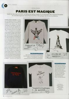 Majestic Filatures USA Shirt Featured in GQ Magazine February 2016, #majesticfilaturesusa #clothing #feature #february #february2016 #gq #gqmagazine #magazine #magazinefeature #press #shirt #top #2016