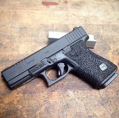 Beautiful Custom Glock 19