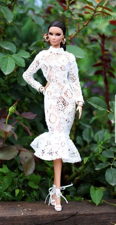 Fashion Royalty Dolls, Fashion Dolls, Hello Barbie, Sewing Barbie Clothes, Barbie Model, Guys And Dolls, Beautiful Barbie Dolls, Barbie Collection, Barbie World