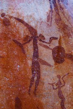Gwion Gwion Rock Art - Drysdale National Park, Kimberley Region of WA. Indigenous Art, Petroglyphs, Cave Drawings, Prehistoric Art, Art, Ancient Art, Prehistoric Cave Paintings, Ancient Aliens, Rock Art