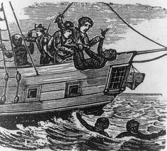 On November 29, 1781, the crew of the slave ship Zong began throwing a total of 142 captives overboard in the Caribbean after navigational errors caused them to run low on water and supplies, thus maintaining the profitability of the voyage since insurance claims would cover cargo jettisoned to save the ship or other cargo. The Liverpool syndicate owning th...