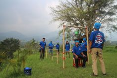 Fun Games | Training Camp | Adventure Camp | Camping Ground