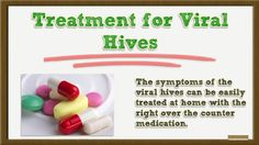 60 Best Hives Causes images | Hives causes, Hives, Urticaria