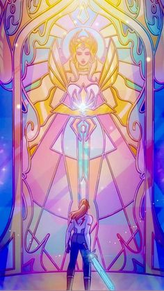 Fanart, Film Anime, She Ra Princess Of Power, Kids Shows, Owl House, The Last Airbender, Magical Girl, Animes Wallpapers, Cute Art