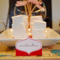 Homemade Marshmallows DIY