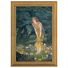 Midsummer Eve, 1908 Canvas Replica Painting $349.00