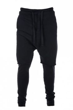 Thom Krom M ST 12 Legging Shorts Black