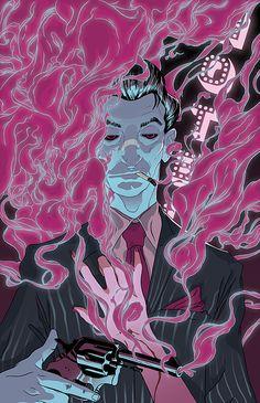 Illustration by Johnny Dombrowski