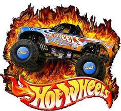 Imágenes y fondos de Hot Wheels. Fiestas infantiles.