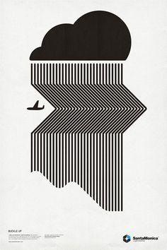 Run away with me - Santa Monica LW airplane graphic design. #celebrateyou #nicolettemason #simplybe