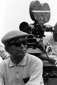 Akira Kurosawa, genius filmmaker.