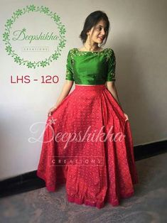 Tremendous Skirt Indian Wedding ceremony Crop Tops Concepts ceremony Design Your Long Gown Dress, Lehnga Dress, Lehenga Skirt, Lehenga Blouse, Kurta Skirt, Blue Lehenga, Lengha Choli, Long Gowns, Dress Red