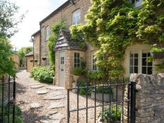 The Best Front Door Colours To Paint Cotswold Stone Houses (Part 3: Classic With A Twist)