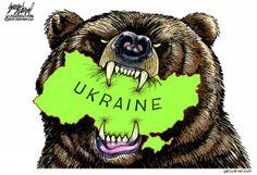 Ukraine 2014 | Political Cartoons