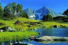Saint Lary Soulan, Hautes Pyrenees