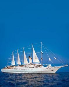 Windstar Cruises....sail
