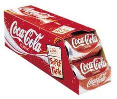 Le Frigo Pack de Coca Cola apporte une alternative aux autres contenants de la marque .L'utilisation et le stockage sont simplifiés.L'emballage et le conditionnement offrent un aspect pratique et un visuel attrayant qui suscite l'intérêt de l'acheteur . La couleur rouge rappelle la marque et attire l'attention du consommateur, le dessin rappelle le côté rafraîchissant. Le carton plus rigide facilite le transport des cannettes et permet aux consommateurs d'acheter en plus grandes quantités.