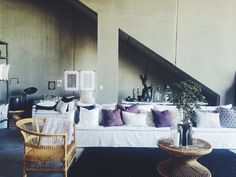 Showroom decorated with Moon Collection - summer guest blogger Stine Albertsen #tinekhome