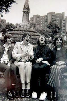 Curiosas fotos de Los Beatles