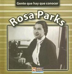 Rosa Parks Rosa Parks Book, Bus Driver, Baseball Cards, Reading, Books, Libros, Book, Reading Books, Book Illustrations
