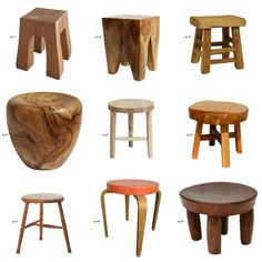 Blissful Corners: Small but Mighty Stools || Bliss