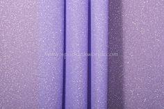 Sheer Glitter/Pattern (Lilac/Silver)