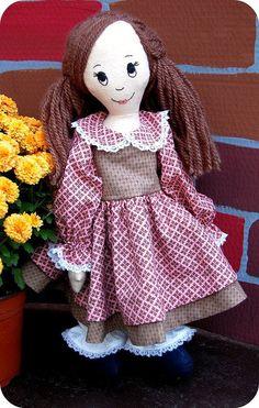 Cute Rag Doll!