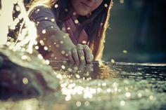 Immagina le stelle, coprirai che sorridono sempre: via Fran-cesca on flickr
