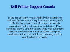 Printer, Canada, Website, Future, Free, Future Tense, Printers
