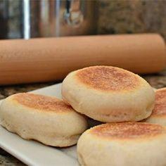 English Muffins - Allrecipes.com