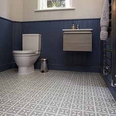 Buy Dee Hardwicke for Harvey Maria Luxury Vinyl Floor Tiles, 1.115m² Pack Online at johnlewis.com