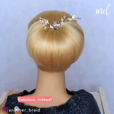 Lazy Girl Hairstyles, Formal Hairstyles For Long Hair, Curls For Long Hair, Braided Hairstyles, Easy Hairstyle, Style Hairstyle, Hairstyles 2018, Wedding Hairstyle, Hair Up Styles