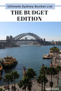 If you are planning a visit to Sydney and travelling on a budget this list is for you!