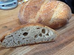 Oat Bran Sourdough - The Flavor! | The Fresh Loaf