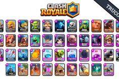 Descubre todas las cartas de Clash Royale