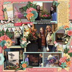 Credits:  Love Grows Here Bundle by Amber Shaw and Studio Basic   Cindy's Layered Templates - Half Pack 182: Page Fillers 19 by Cindy Schneider  Kjersti Sudweeks Sweetshoppe Designs Digiscrap Scrapbook Ideas Prom 12X12Single layouts scrapbooking Digital Scrapbooking Scrapbooking layouts