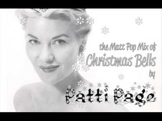 Patti Page - Christmas Bells Christmas Music, Christmas Bells, Patti Page, Xmas Songs, Conductors, Rock Bands, Singing, Pop, Popular