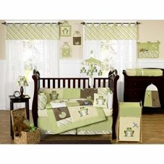 Frog Nursery For Our Little Man I Am In Love With This