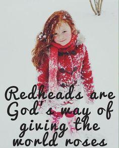 Hair Dos, Redheads Quo...