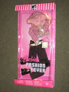 Barbie Clothes Fashion Fever from 2006 New   eBay