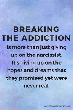 Can you be addicted to a Narcissist? Find out in this blog 'What It Means To Be Addicted To A Narcissist - And How To Break Free From It.' #love #addictions #narcissism #healfromabuse #toxicrelationships