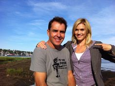 Nolan North guest stars in Haven. Love these two in the Uncharted series!! :)