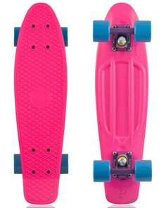 The best skate board I had. cruses right over those pesky rocks and road cracks. : )
