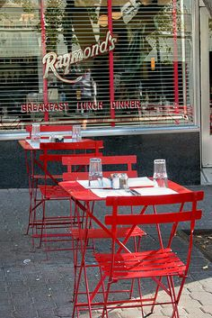 Located At 28 Church Street In Montclair NJ, Raymondu0027s Has Become THE  Destination For Weekend Brunch.